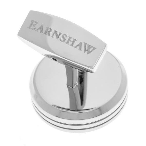 Manžetové knoflíčky Thomas Earnshaw Silver