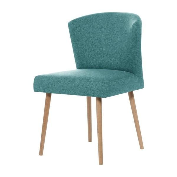 Svetlomodrá jedálenská stolička Rodier Richter