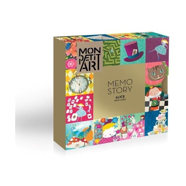 Paměťová hra Mon Petit Art Alice