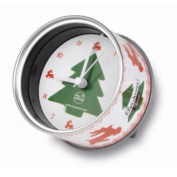 Hodiny MyCloc Christmas