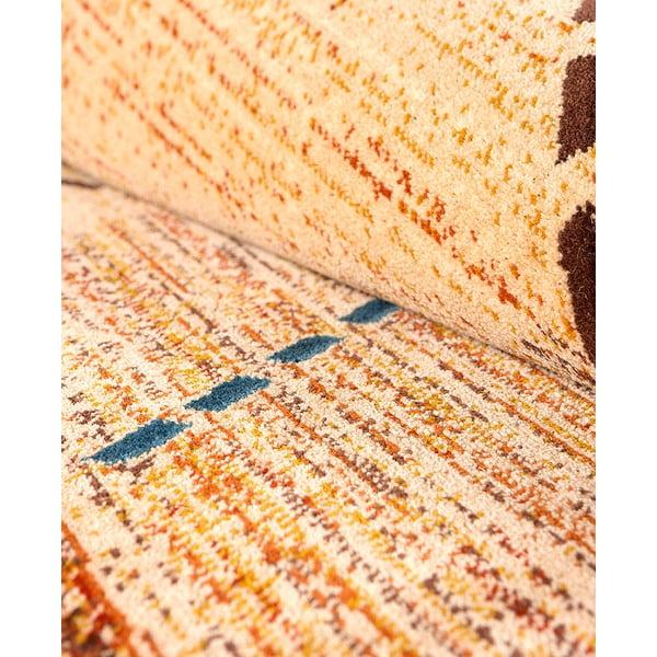 Vlněný koberec Coimbra no. 187, 60x120 cm