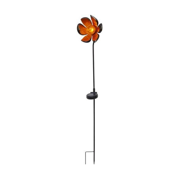 Ogrodowa lampa solarna LED Best Season Mellila Flower