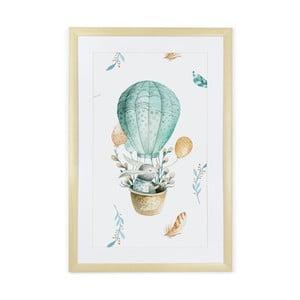 Obraz Tanuki Explorer Rabbit, 60 x 40 cm