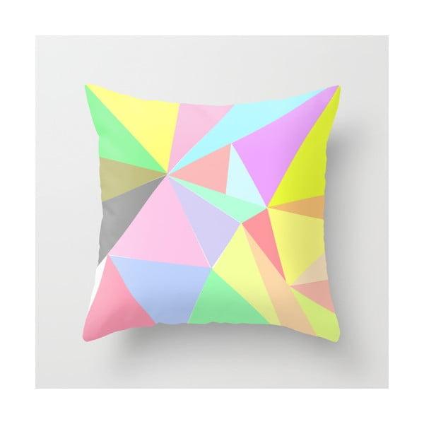 Povlak na polštář Triangle I, 45x45 cm