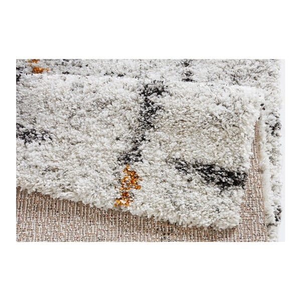 Krémový koberec Mint Rugs Nomadic Resso, 160 x 230 cm
