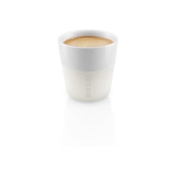 Hrníček Eva Solo Espresso Ivory, 80 ml, 2ks