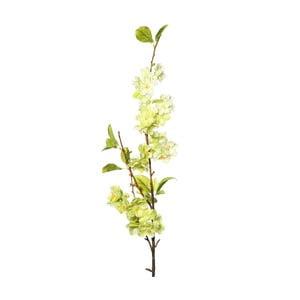 Umělá květina se zelenými květy Ixia Pear