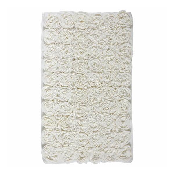 Koupelnová předložka Aquanova Rose Ivory, 60x100cm