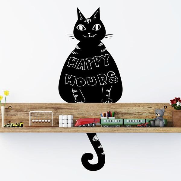 Tabulová samolepka Kočka