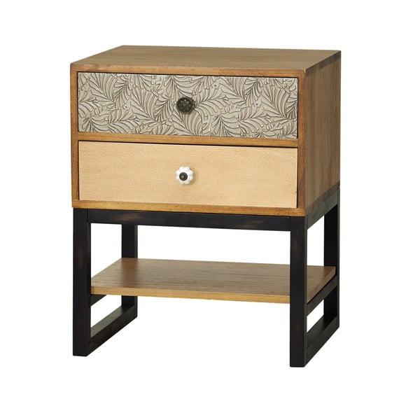Dřevěný noční stolek Livin Hill Portogrande