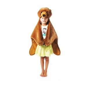 Převlek a předložka v jednom Medvěd