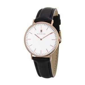 Černé dámské hodinky Black Oak Minimalist