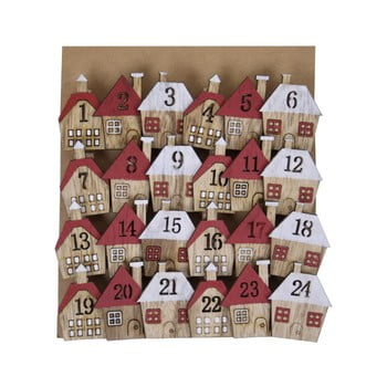 Set 24 cârlige decorative pentru Advent Ego Dekor Christmas imagine