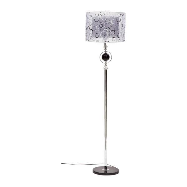 Volně stojící lampa Mauro Ferretti Saturn, 160cm
