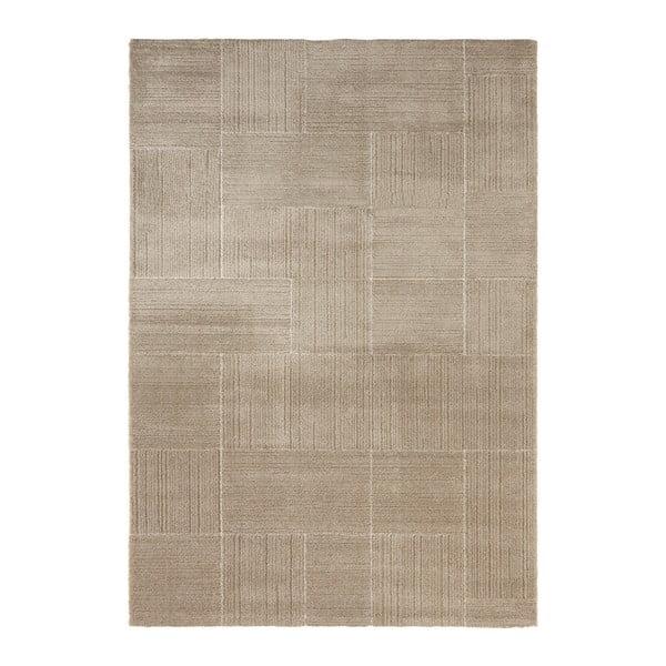 Béžovokrémový koberec Elle Decor Glow Castres, 120 x 170 cm