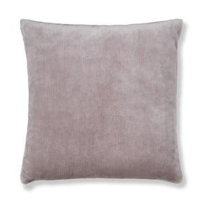 Šedý povlak na polštář Catherine Lansfield Basic Cuddly, 55x55cm