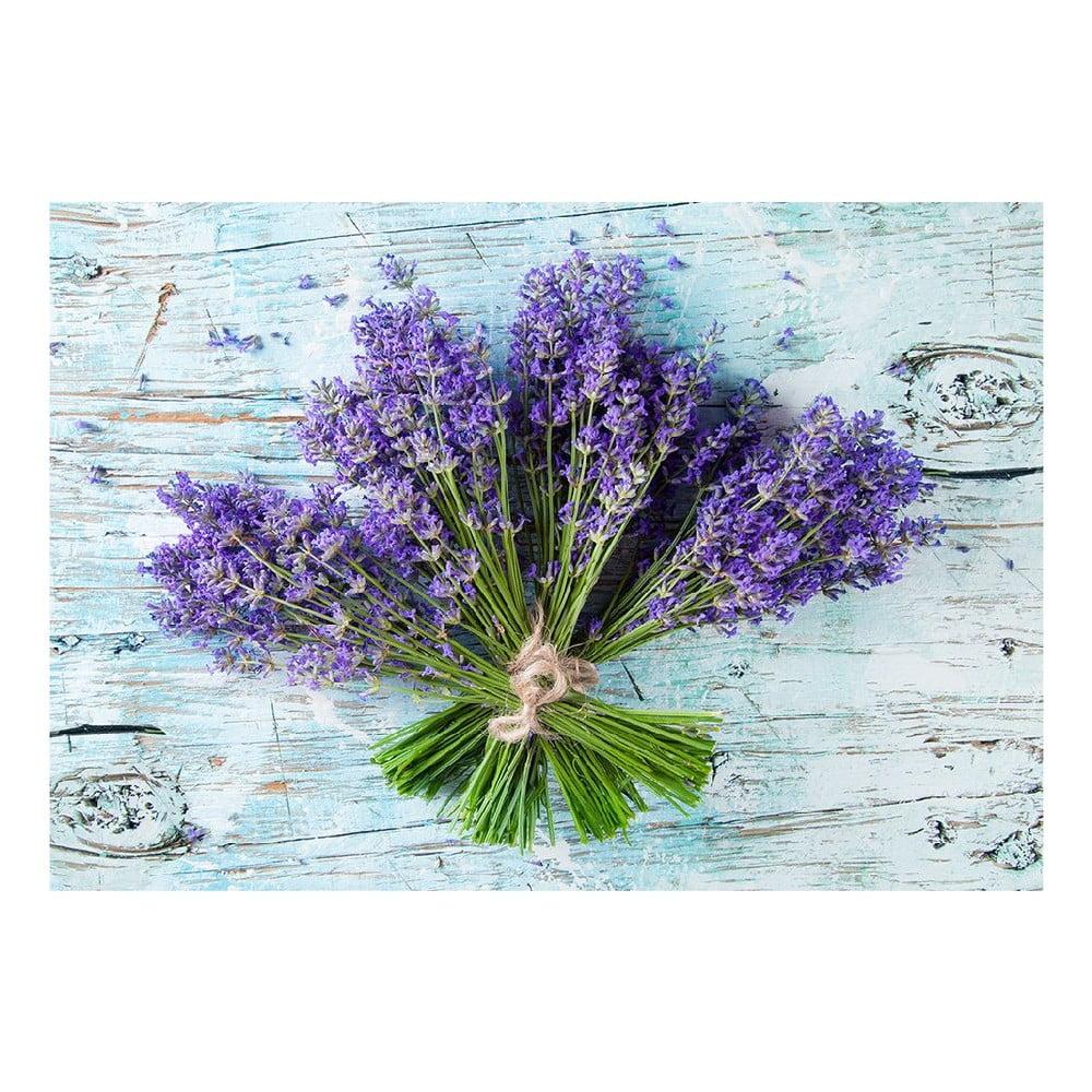 Vinylový koberec Lavender, 52x75 cm