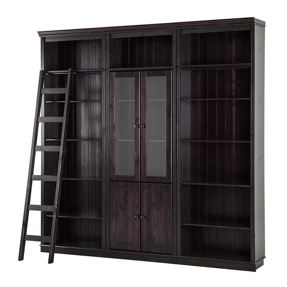 bibliotec din lemn de pin st raa annabelle dee maro. Black Bedroom Furniture Sets. Home Design Ideas