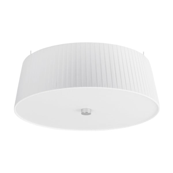Plafonieră Sotto Luce Kami, Ø 36 cm, alb