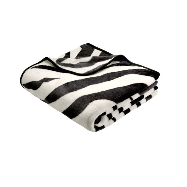 Deka Zebra, 150x200 cm
