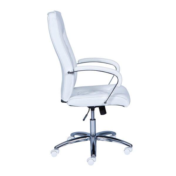Bílá kancelářská židle 13Casa Thor A3