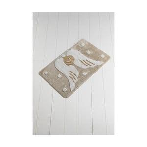 Koupelnová předložka Confetti Bathmats Melek Rock, 60 x 100 cm