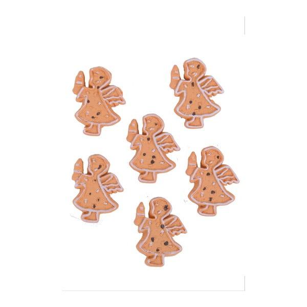 Set 10 accesorii pentru cadouri Ego Dekor