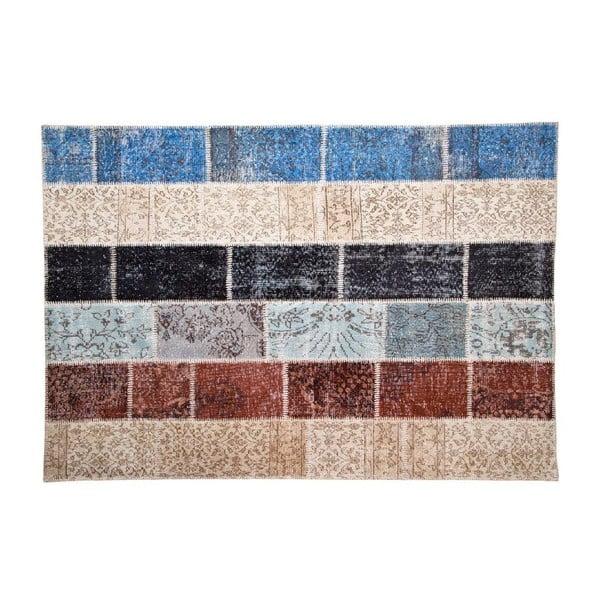 Vlněný koberec Allmode Sophi Genis, 200x140 cm