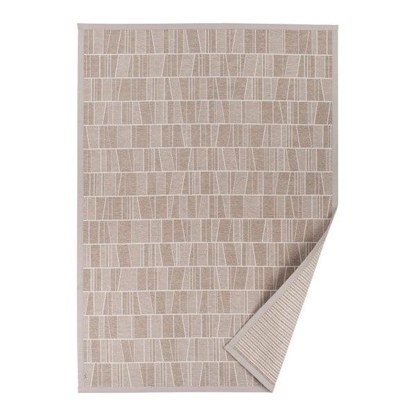 Kursi Beige bézs kétoldalas szőnyeg, 80 x 250 cm - Narma