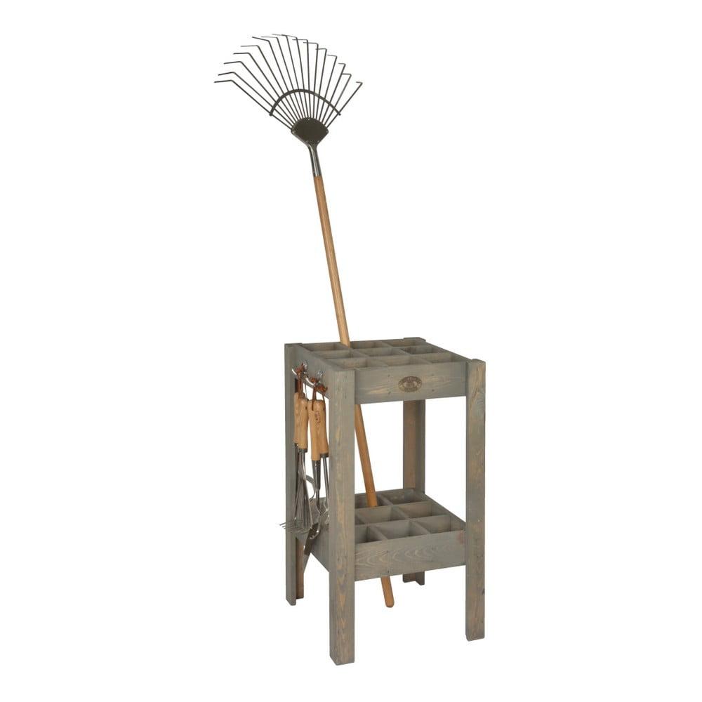 Stojan z borovicového dřeva na zahradnické nástroje Esschert Design Stanley