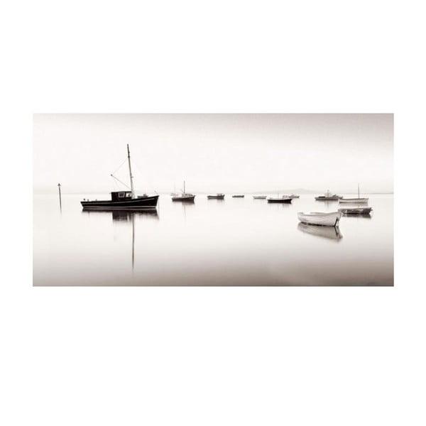 Obraz na plátně Klidné moře, 100x50 cm