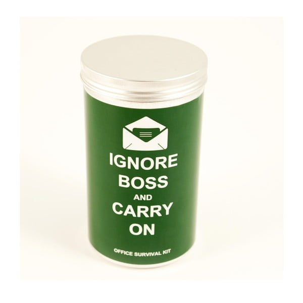 Krabička KPZ Ignoruj šéfa