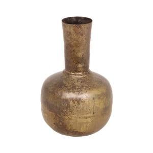 Hnědá váza Strömshaga Axel, Ø 8,5 x 15 cm