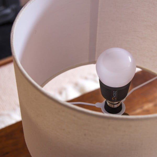 Sada 2 chytrých LED žárovek s možností bluetooth ovládání Veho Kasa, E27