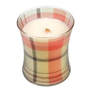 Lumânare parfumată WoodWick Miros de turtă dulce, 275 g, 60 ore