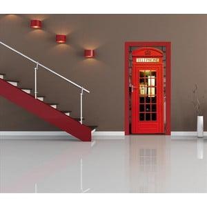 Tapeta na dveře London, 95x210 cm