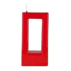 Svíčka Quadra 1 Red
