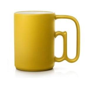 Keramický hrnek Atmark, žlutý
