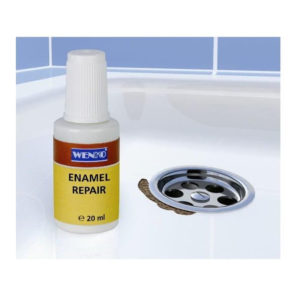 Enamel Repair zománcjavító folyadék, 20 ml - Wenko