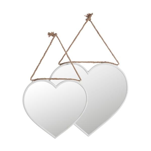 Sada 2 zrcadel Clear Heart