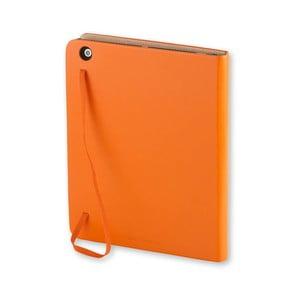 Obal na iPad 3/4 Moleskine, oranžový