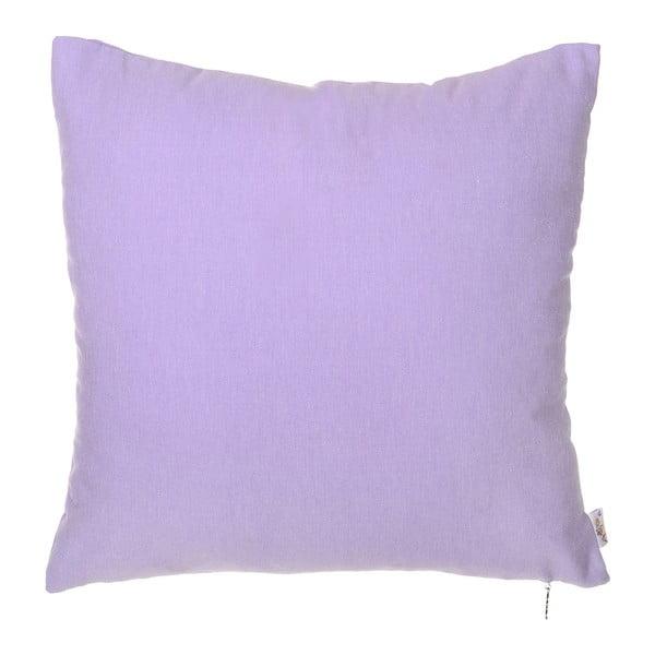 Povlak na polštář Apolena Denise 40x40cm, fialový