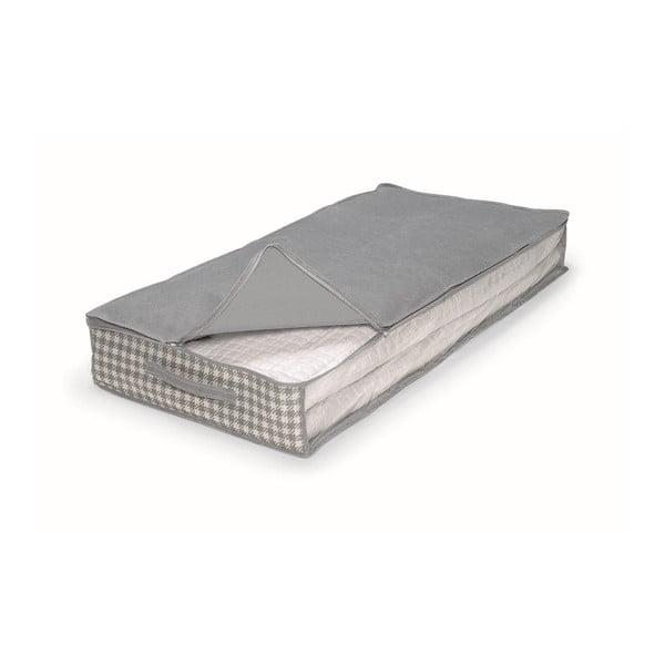 Šedý uložný box na přikrývku Cosatto De Poule,50x100cm