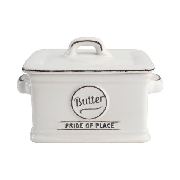 Biała maselniczka T&G Woodware Pride of Place