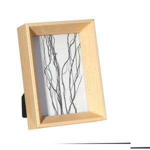 Světlý fotorámeček Ixia Natural, 12,4x17,4cm