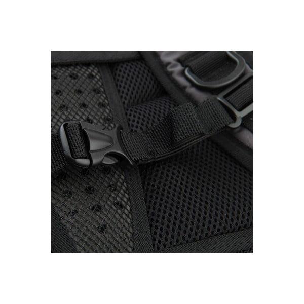Studentský batoh Pixelbag grey/green