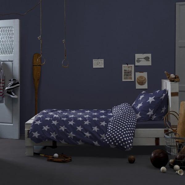Flanelové povlečení Peacot, 140x200 cm