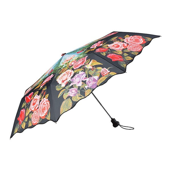 Umbrelă pliabilă Von Lilienfeld Rose Garden