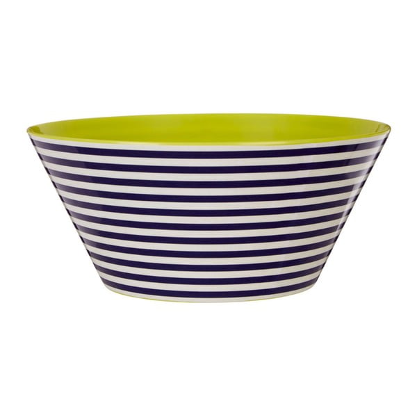 Mimo Stripes salátás tál, ⌀ 25,7 cm - Premier Housewares