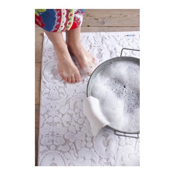 Koupelnová předložka Pip´s Classic White 120x60 cm